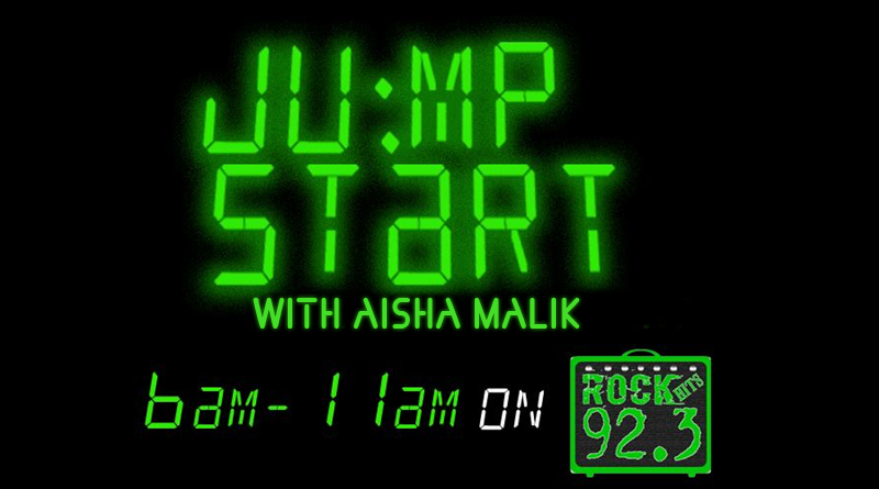 Jumpstart with Aisha Malik